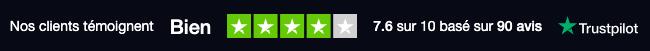 Trustpilot Review: Great